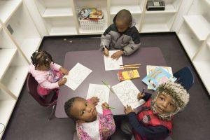 Children Playing at Atlanta Mission