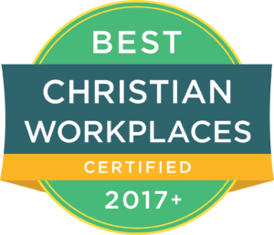 Atlanta Mission is Best Christian Workplaces Certified as of 2017