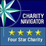 Atlanta Mission is a Four Star Charity with Charity Navigator