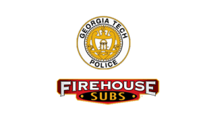 Georgia Tech Police and Firehouse Subs